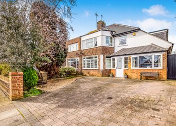Thumbnail 6 bedroom semi-detached house for sale in Rosebery Avenue, Goring-By-Sea, Worthing