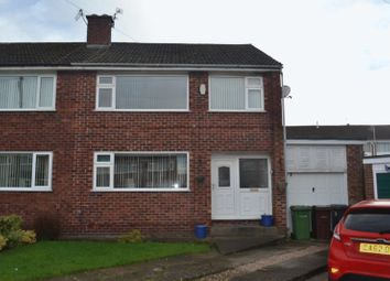 Thumbnail 3 bed semi-detached house for sale in Newlyn Avenue, Maghull, Liverpool