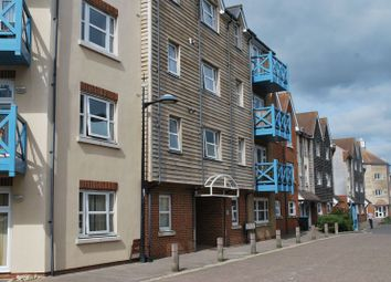 Thumbnail 2 bed flat to rent in Broad Reach Mews, Shoreham-By-Sea