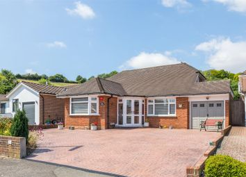 Thumbnail 4 bed detached bungalow for sale in Coombe Road, Steyning