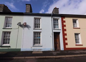 Thumbnail 2 bed terraced house for sale in Stryd Fawr, Llanon, Ceredigion