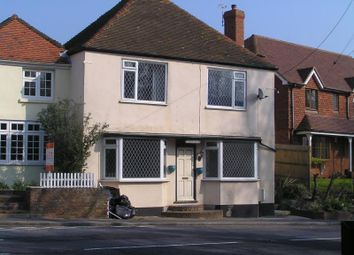 Thumbnail 3 bed cottage to rent in Walden Cottage, Main Road, Icklesham