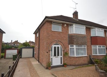 Thumbnail 3 bed semi-detached house for sale in The Chase, Leicester