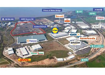 Thumbnail Land to let in Severnbanks, Central Avenue, Avonmouth, Bristol, Bristol, UK