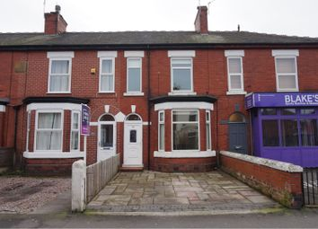 3 bed terraced house for sale in Dane Road, Sale M33