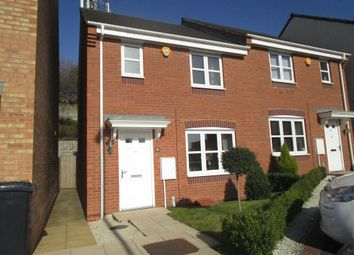 Thumbnail 2 bed semi-detached house for sale in Finery Road, Darlaston, Wednesbury