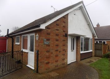Thumbnail 2 bed detached bungalow for sale in Broadwood Close, Trimingham, Norwich