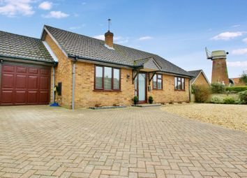 Thumbnail 3 bed detached bungalow for sale in Millers Way, Horsford, Norwich