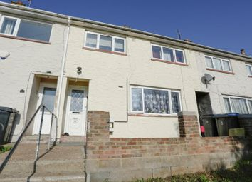Thumbnail 3 bed terraced house for sale in St. Georges Crescent, Dover