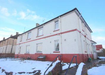 Thumbnail 2 bed flat for sale in Glen Crescent, Glen Village, Falkirk