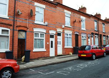 Thumbnail 3 bedroom terraced house for sale in Darley Street, Leicester