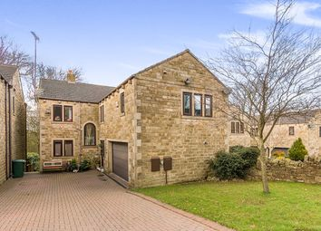 Thumbnail 6 bedroom detached house for sale in April Gardens, Queensbury, Bradford