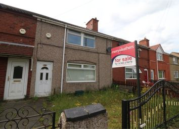 Thumbnail 4 bed terraced house for sale in Fowler Crescent, New Rossington, Doncaster, South Yorkshire