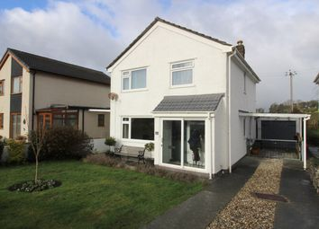 Thumbnail 3 bed detached house for sale in Pwllswyddog, Tregaron