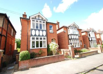 Thumbnail 5 bed detached house to rent in Wodeland Avenue, Guildford