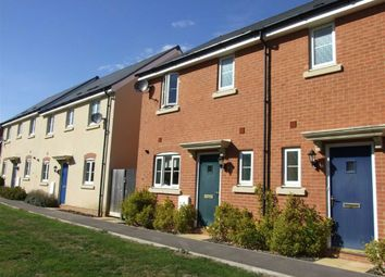 Thumbnail 3 bed end terrace house for sale in Lapwing Road, Melksham