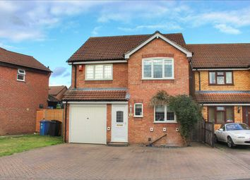 Thumbnail 4 bed detached house for sale in Guy Cook Close, Great Cornard, Sudbury