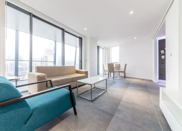 Thumbnail 2 bedroom flat to rent in Dollar Bay, Lawn House Close, London