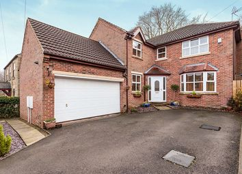 Thumbnail 5 bed detached house for sale in Moor End Lane, Silkstone Common, Barnsley