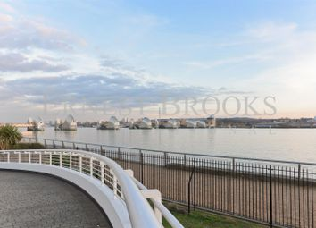 Thumbnail 3 bed flat for sale in Commodore House, Royal Wharf