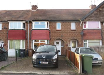 Thumbnail 3 bed terraced house for sale in Arrowsmith Avenue, Worcester