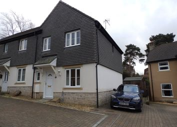 Thumbnail 3 bed end terrace house to rent in Owen Drive, Woodford, Plympton