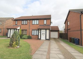 Thumbnail 3 bed semi-detached house to rent in Monkridge, North Walbottle, Newcastle Upon Tyne