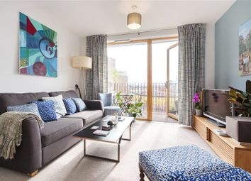 Thumbnail 1 bed flat for sale in Alvares House, 5 Furrow Lane, London