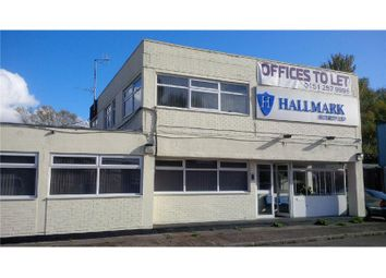 Thumbnail Office to let in Hallmark House, Waterloo Road, Widnes, Cheshire, UK