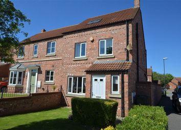 Thumbnail 4 bed semi-detached house to rent in Moorland Way, Sherburn In Elmet, Leeds