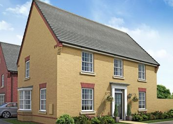 """Thumbnail 4 bed detached house for sale in """"Cornell"""" at Sir Williams Lane, Aylsham, Norwich"""