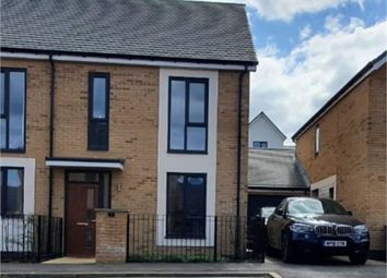 Thumbnail 2 bed semi-detached house for sale in Scarf Drive, Locking Parklands, Weston Super Mare, N Somerset.