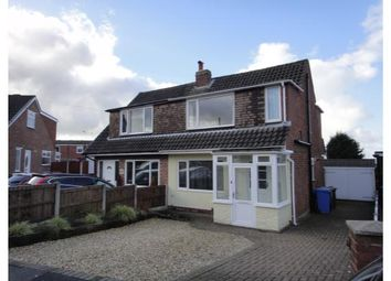 Thumbnail 3 bed semi-detached house to rent in Haigh Crescent, Chorley