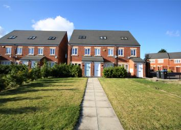 Thumbnail 3 bed end terrace house for sale in Sandringham Way, Newfield, Chester Le Street