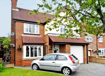 Thumbnail 4 bed detached house for sale in Pinders Way, Sherburn Hill, Durham