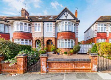 Arlington Road, London N14. 5 bed semi-detached house for sale