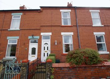 Thumbnail 2 bed terraced house to rent in Albany Terrace, Rhosddu, Wrexham