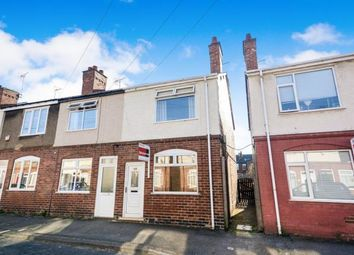 Thumbnail 2 bed end terrace house for sale in Welbeck Street, Warsop, Mansfield, Nottinghamshire