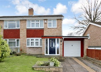Thumbnail 3 bed property for sale in Pine Close, North Baddesley, Southampton, Hampshire