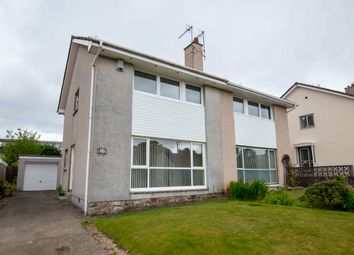 Thumbnail 3 bed semi-detached house for sale in Dunedin Drive, Hairmyres, East Kilbride