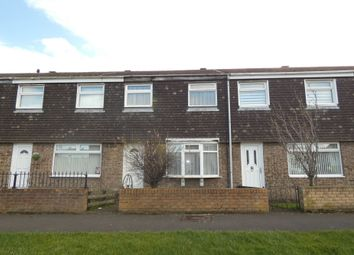 Thumbnail 3 bedroom terraced house for sale in Windsor Walk, Ashington