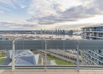 Thumbnail 2 bedroom flat to rent in Gateway Tower, 28 Western Gateway, Royal Victoria, London