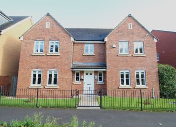 Thumbnail 4 bed detached house for sale in Surtees Drive, Willington, Crook
