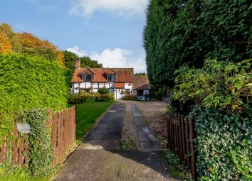 Thumbnail 3 bed detached house for sale in Mill Lane, Ashington, Pulborough