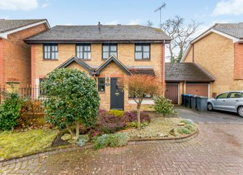 Thumbnail 2 bed semi-detached house for sale in Warwick Deeping, Ottershaw, Chertsey