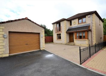 Thumbnail 5 bed detached house for sale in Mucklestane Court, Crosshill, Lochgelly