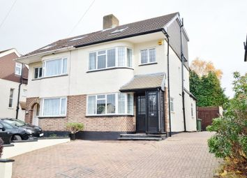 Thumbnail 4 bed semi-detached house for sale in Bassetts Way, Farnborough, Orpington