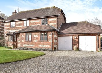 Thumbnail 4 bed detached house for sale in The Knapp, Hilton, Blandford Forum, Dorset