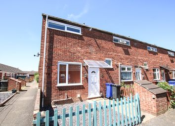 Thumbnail 2 bed end terrace house for sale in Vincent Close, Newmarket