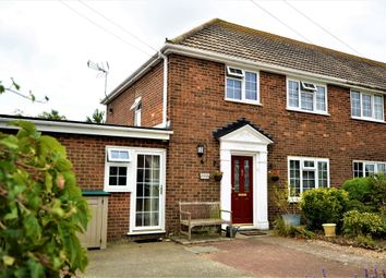 Thumbnail 4 bed semi-detached house for sale in Coast Drive, St. Marys Bay, Romney Marsh